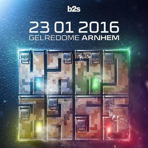 Balistic live @ Hard Bass 2016 (Arnhem, Holland) – 23.01.2016 – [FREE DOWNLOAD]