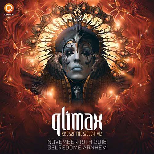 Tuneboy @ Qlimax – Rise of the Celestials (GelreDome, Arnhem) – 19.11.2016