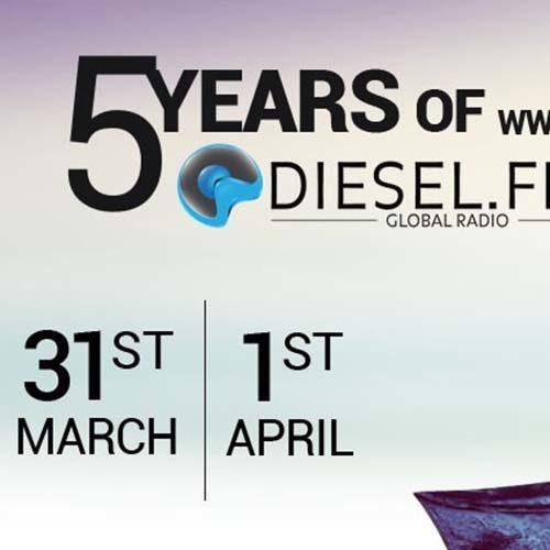 Radion6 – live @ Diesel 5 Years Anniversary – 01.04.2017