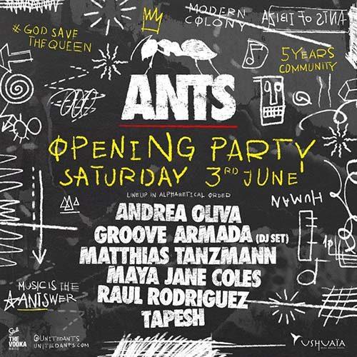 Maya Jane Coles – Live @ Ants Opening Party (Ushuaia Ibiza) – 03-JUN-2017