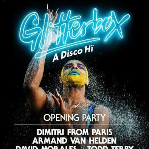Barbara Tucker – Live @ Glitterbox Opening Party (Hi, Ibiza) – 09-JUN-2017
