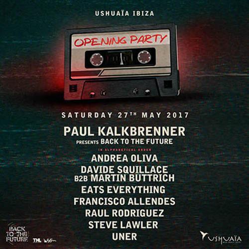 Eats Everything – Live @ Ushuaia 2017 Opening Party (Ibiza) – 27-MAY-2017