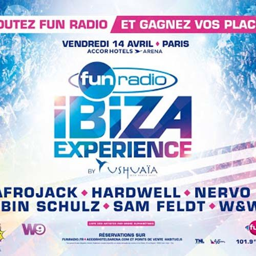 Robin Schulz – live @ Fun Radio Ibiza Experience – 14.04.2017