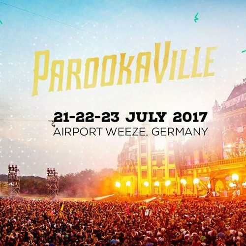 Armin van Buuren – live @ Parookaville Festival 2017 (Germany)