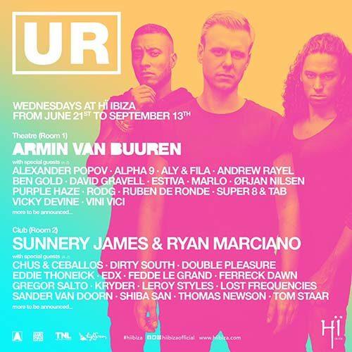Armin van Buuren – Recorded Live at Hï Ibiza (02.08.2017, Part 1, Deep Mix)