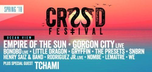 ANNA – Live @ CRSSD Festival (Waterfront Park, San Diego) – 03-MAR-2018