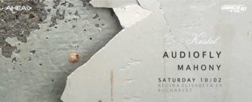 Audiofly – Live @ Kristal Glam Club (Bucharest) – 10-FEB-2018
