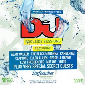 CamelPhat – Live @ DJ Mag Pool Sessions (Miami, USA) – 21.03.2018