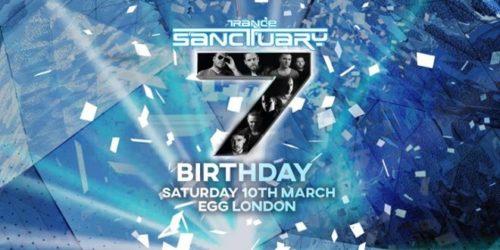 Factor B – Live @ Trance Sanctuary 7th Birthday (London, United Kingdom) – 10-MAR-2018