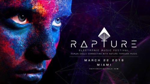 Guy Mantzur – Live @ Rapture Festival (Miami, United States) – 22.03.2018