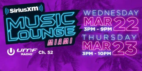 Nora en Pure – Live @ SiriusXM House Of Chill (Miami, USA) – 22.03.2018