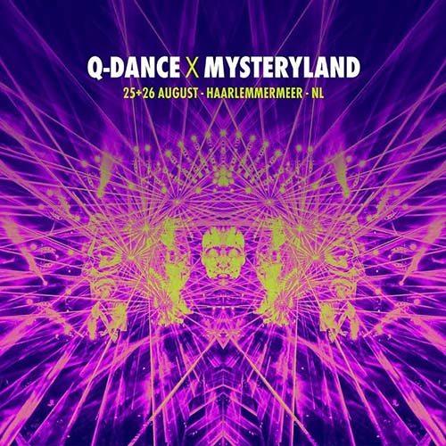 Q-dance X Mysteryland 2018 | Atmozfears