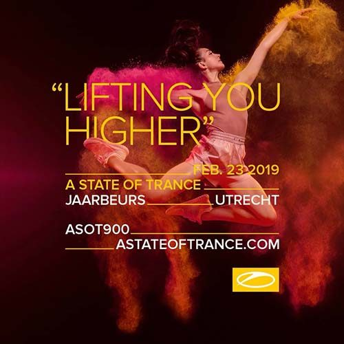 Exis – A State Of Trance 900 (Utrecht, NL) – 23-FEB-2019