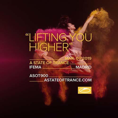 Chris Schweizer – A State Of Trance 900 Madrid – 9-MAR-2019