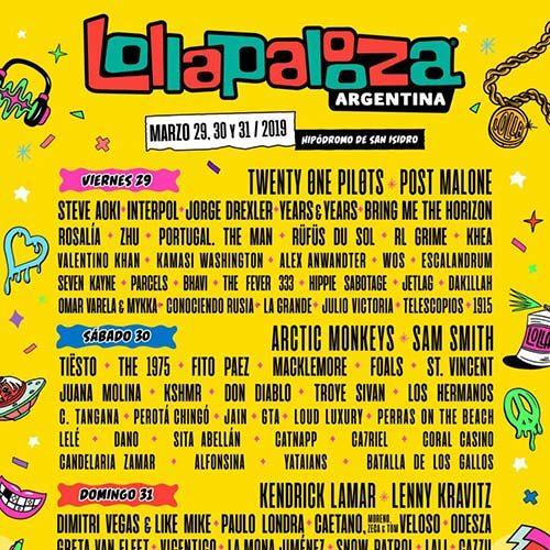 Steve Aoki – Live @ Lollapalooza (Argentina) – 29-MAR-2019