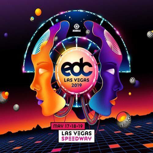 Deadmau5 – live @ EDC Las Vegas 2019 (USA) – 17-MAY-2019