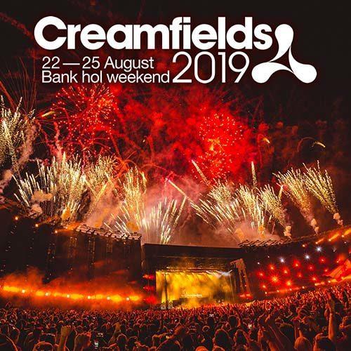 Paul Woolford – Creamfields 2019 (UK) – 24-08-2019