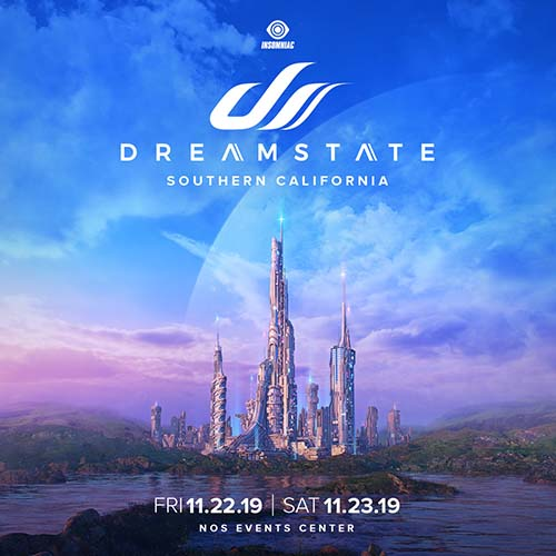 Giuseppe Ottaviani – live @ Dreamstate SoCal 2019 (San Bernardino)