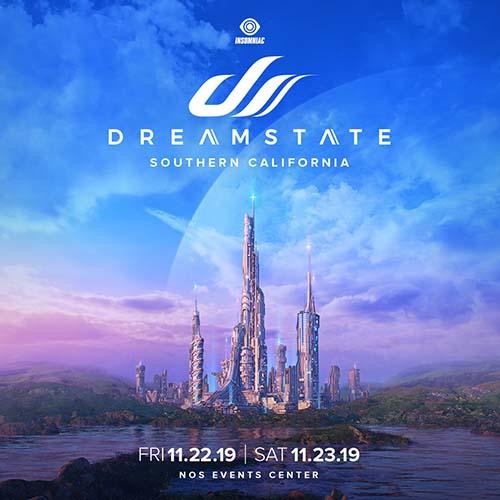 Cold Blue – live @ Dreamstate SoCal 2019 (San Bernardino)