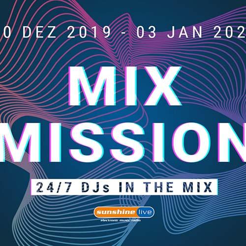Gheist – Mix Mission 2019 – 21-12-2019
