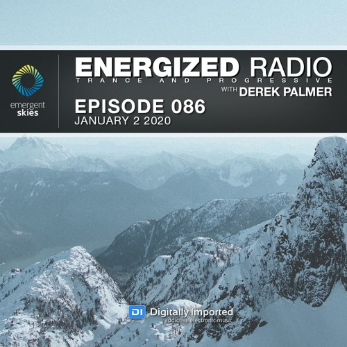 Derek Palmer – Energized Radio 086