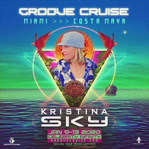 Groove Cruise Radio 240 with Kristina Sky