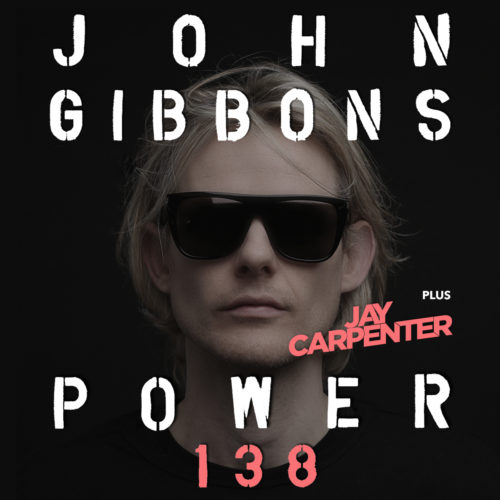 John Gibbons – POWER 138