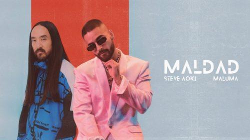 Steve Aoki & Maluma – Maldad (Official Video)