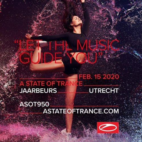 Solarstone live @ A State Of Trance 950 (Utrecht, NL) – 15-02-2020