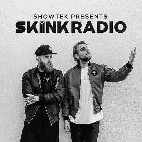 Showtek – SKINK Radio 154 (guest mix by Duckworthsound & Ryan Spicer)