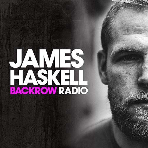 James Haskell – Backrow Radio 024