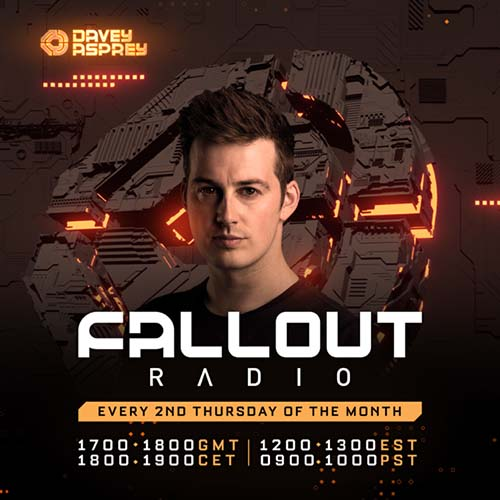 Davey Asprey – Fallout Radio 024