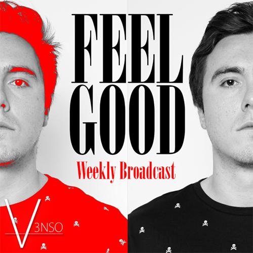 V3NSO – Feel Good – 026 Deep House Set 2019 #VFG26