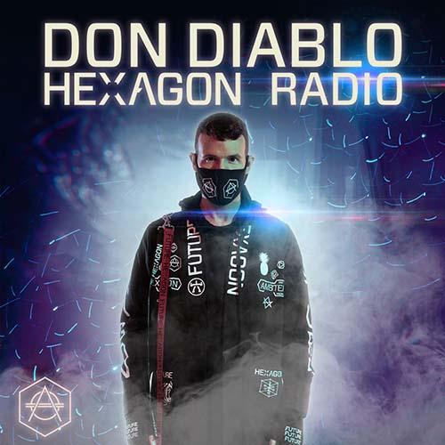 Don Diablo : Hexagon Radio Episode 186