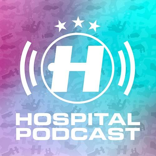 Hospital Podcast 403 with London Elektricity
