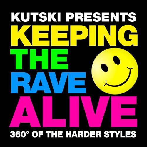 Kutski – Keeping The Rave Alvive 370: Crystal Mad!