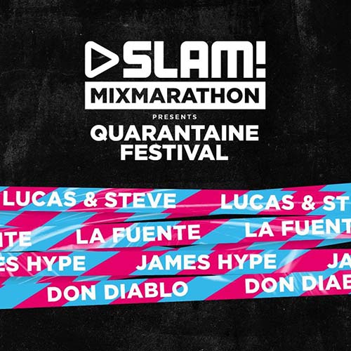 James Hype (2) – SLAM! Quarantine Festival