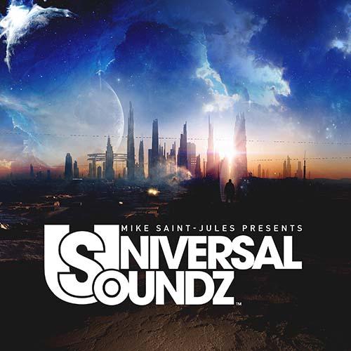 Mike Saint-Jules – Universal Soundz 717