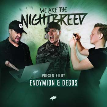 Endymion – We Are The Nightbreed 048 (Bass Chaserz)