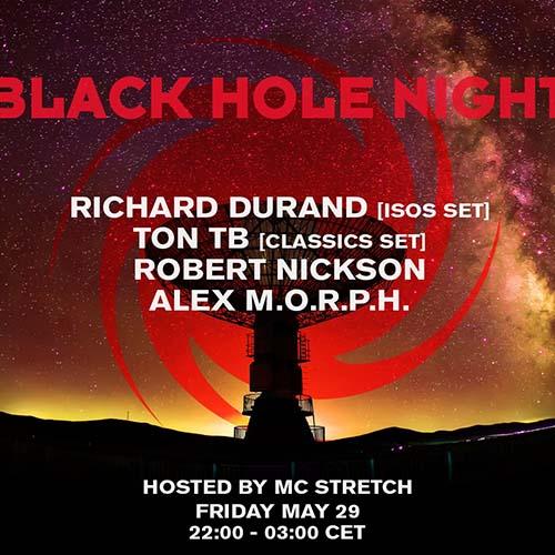 Black Hole Night III – Alex M.O.R.P.H