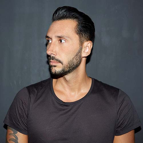 Cedric Gervais Live from Paramount building Miami
