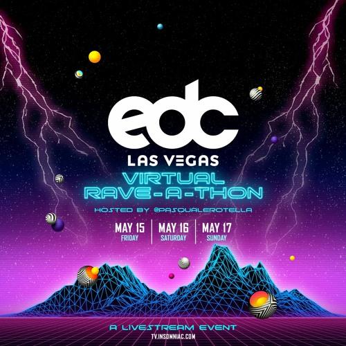 12th Planet x EDC Las Vegas Virtual Rave-a-Thon