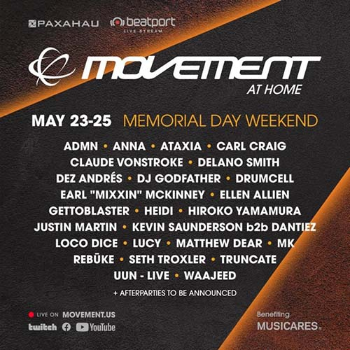 Uun – Movement Festival At Home