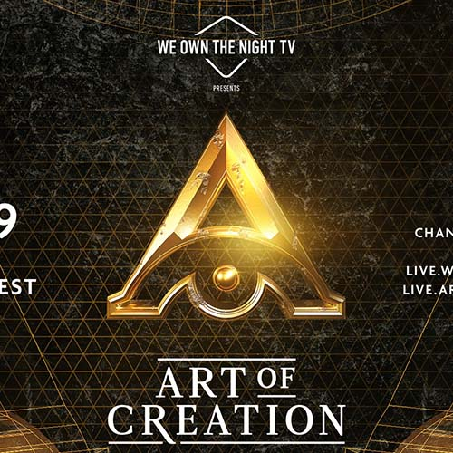 Audiotricz – WE OWN THE NIGHT TV Art of Creation