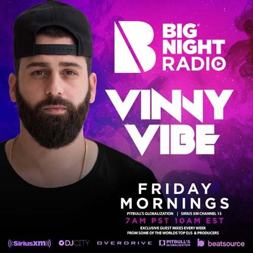 Vinny Vibe – Big Night Radio – Alok B2B KSHMR