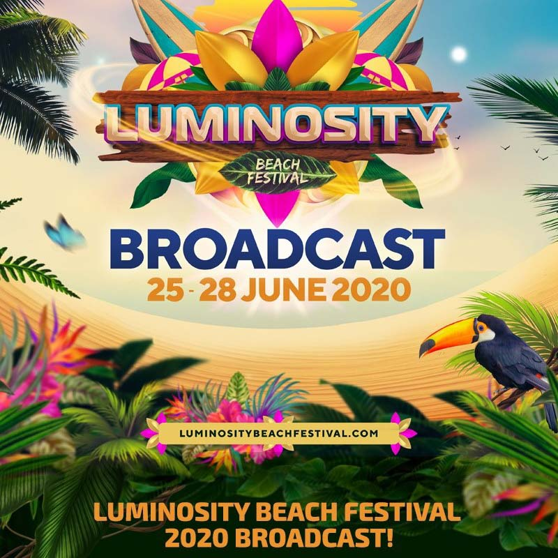 Daxson – Luminosity Beach Festival 2020 Broadcast