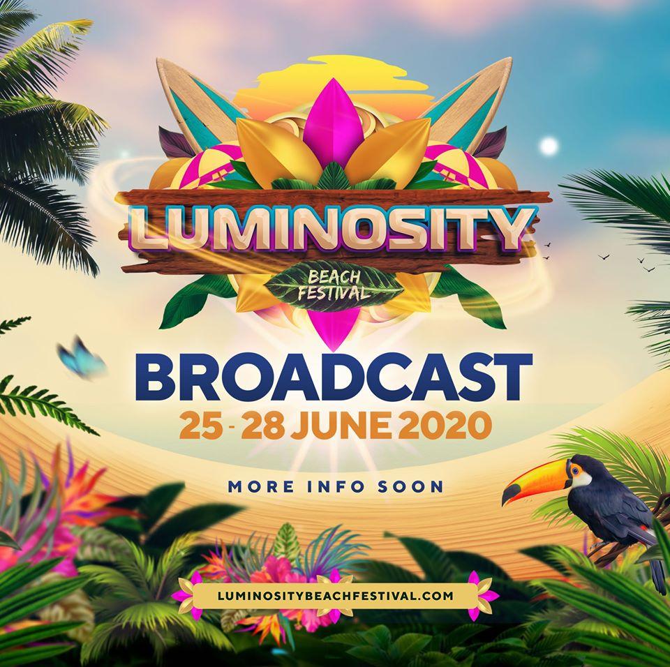 Ahmed Romel – Luminosity Beach Festival 2020 Broadcast