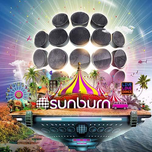 Headhunterz – Sunburn at Home