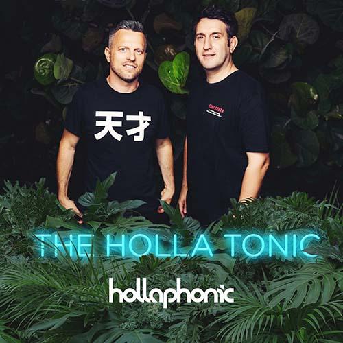 Hollaphonic – The Holla Tonic 3