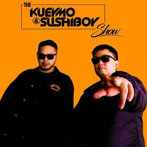 The Kueymo & Sushiboy Show 230 ft Maurice West